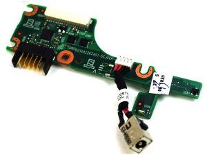 581326-001 HP DC-In Power Jack Board