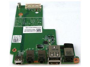 Dell Latitude E5500 48.4X809.011 F171C DC Power Jack