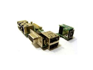 Dell Inspiron E1405 640M 630M M140 48.4C403.011 DC Power Jack
