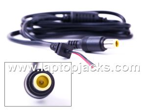 DC jacks for Sony, 6.5/4mm with 1.4mm center pin, ROUND with pin for Sony/Panasonic Laptops SN312, SN181300, SN261400, SN261500, FJ331600, FJ31130, PN31130