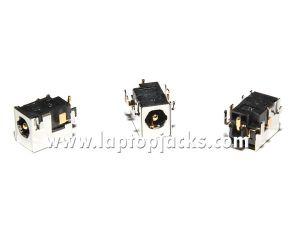 HP NX6100, NX6110, NC6100, NC6120, NC6140, NC6200, NC8200, NC8230, NX8200, NX8220, NW8200, NW8240 DC Power Jack