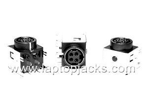 Fujitsu Amilo A1630, D1840, D1845 DC Power Jack