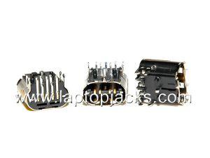 HP HP ZD8000, ZD8100, ZD8200, ZD8300, ZD8400, ZV6000, ZV6100 DC Power Jack