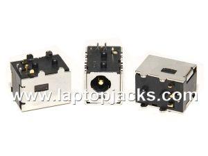 HP 65W: DV6000, DV6100, DV6200, DV6300, DV6400, DV6500, DV6600, DV6700, DV6800, DV6900, DV9000, DV9100, DV9200, DV9300, DV9400, DV9500, DV9600, DV9700, DV9800, DV9900, G6000 DC Power Jack
