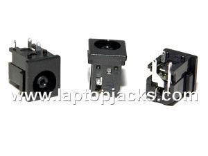 Fujitsu B2130, B2131, S2000, S2010, S2020, S5582, S5586, S6110, S6120 DC Power Jack