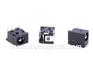 Clevo Model 98, B5130, M450C, W150HN DC Power Jack